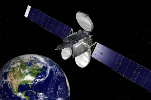 intelsat-satellite
